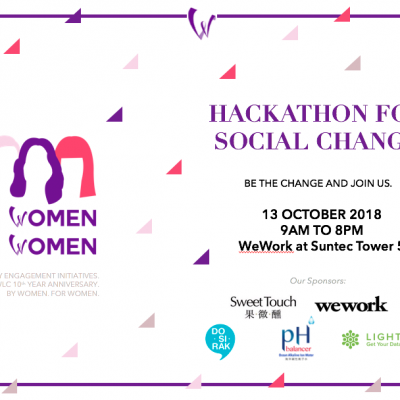 women empowering women to make a change through sharing life skills